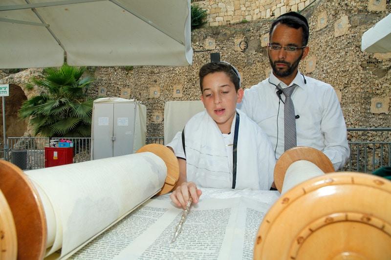 Восхождение к торе в израиле