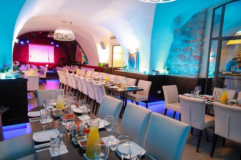 рестораны в иерусалиме