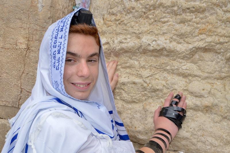 еврейский обряд бар мицва