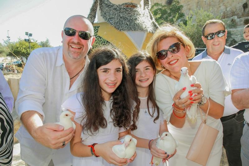 как празднуют совершеннолетие у евреев