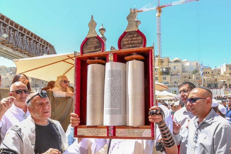 втрая бар мицва в израиле