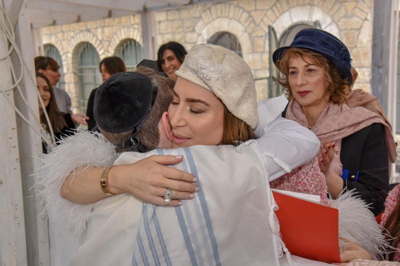 праздник у евреев бар мицва