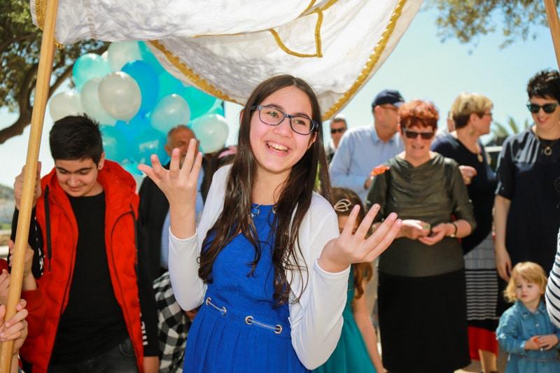 праздник бар мицвы в 13 лет