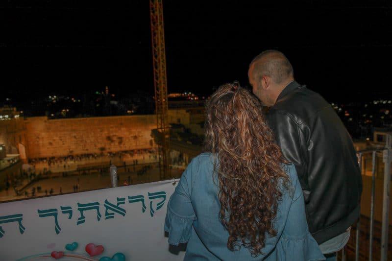 предложение руки и сердца в израиле