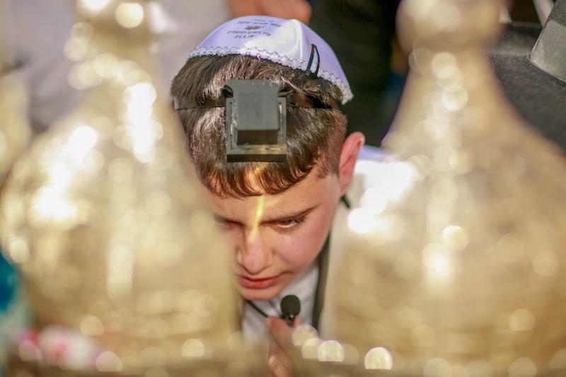 бар мицва в иерусалиме чтение торы